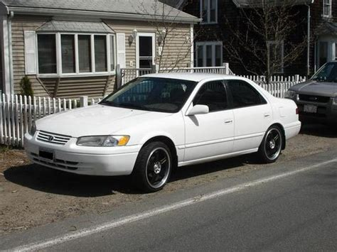 Charlies Toyota 99lecamry S 1999 Toyota Camry In New Bedford Ma
