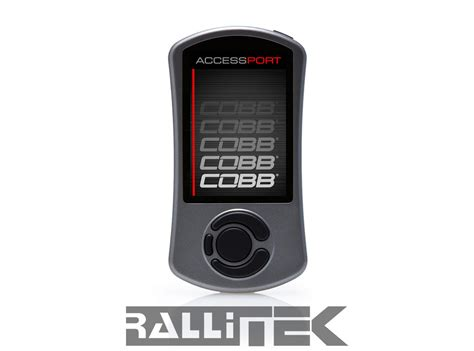 Subaru Cobb by Cobb Tuning Accessport V3 Wrx 2002 2005 Rallitek
