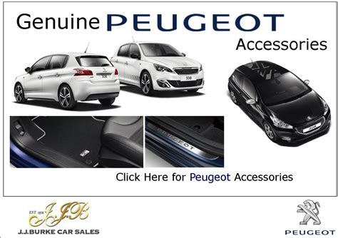 pug car accessories image gallery peugeot accessories