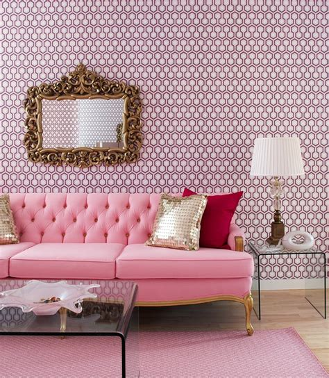 fashion at home by decor pop of pink