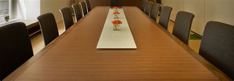 wood conference table discover haworth s wood conference conference tables
