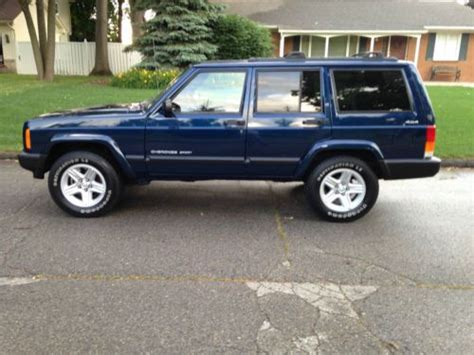 Jeep Sport 4 Door Sell Used 2001 Jeep Sport 4 Door 4 0 Liter 4x4