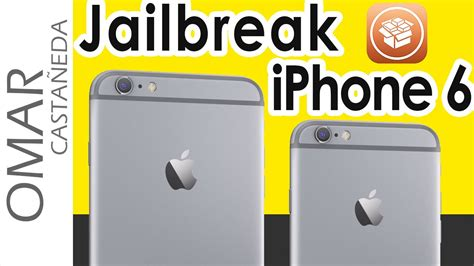 como jailbreak iphone 6 plus ios 8 1