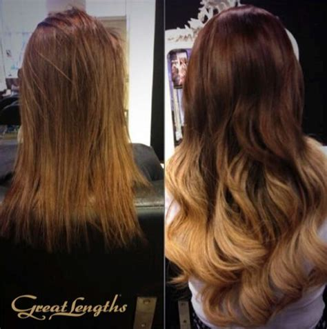 before and after great lengths 67 best transformations with great lengths images on