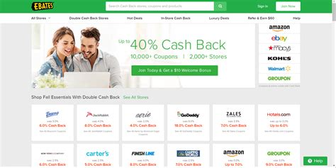 Fab Site Ebatescom by Ebates Vs Mr Rebates Which App Is Better