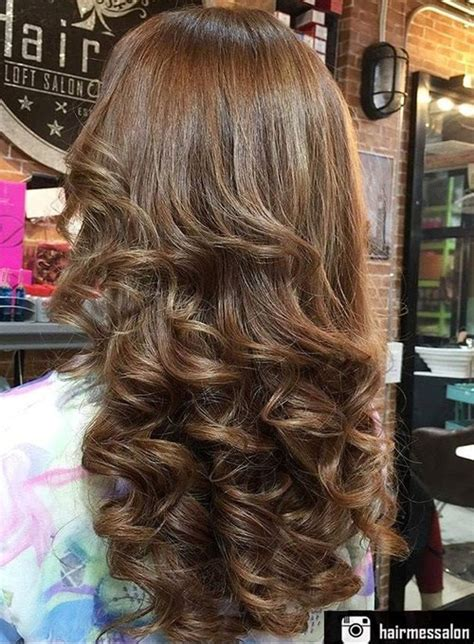 loose curl perm long hair 40 gorgeous perms looks say hello to your future curls