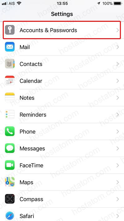 iphone g suite ว ธ การต งค า g suite ใน iphone hostatom knowledge base
