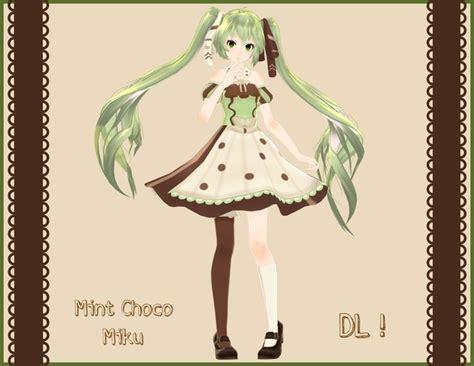 Caseli Dress Set Mint Choco Dna 153 besten mmd bilder auf vocaloid squad und hatsune miku