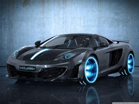 mclaren cars powerful machine