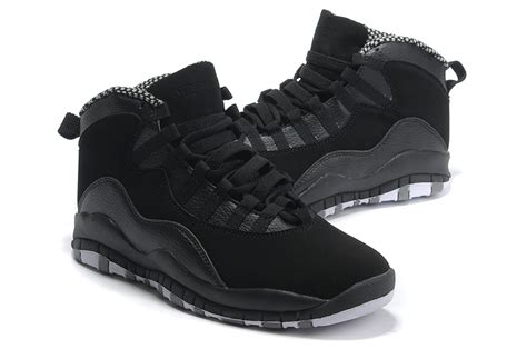 buy cheap new air 10 shoes all black