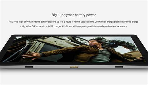 Termurah Chuwi Hi10 Plus Ultrabook Tablet Pc Dual Os Windows 10 chuwi hi10 pro ultrabook tablet pc dual os windows 10 android 4gb 64gb 10 1 inch gray