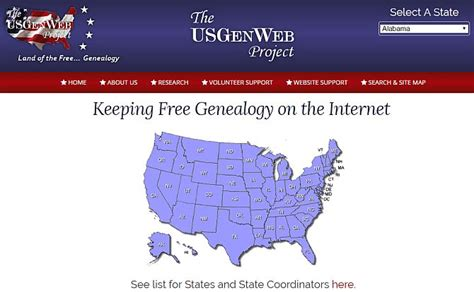 Websites To Find S Information For Free Top 10 Free Genealogy Websites For A Free Ancestry Search