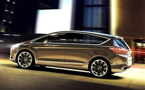 2019 Ford S Max by 2019 Ford S Max Hybrid Price Pictures Specs Changes