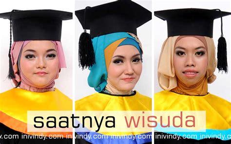 Make Up Wisuda Wardah ini vindy yang ajaib before after makeover wisuda