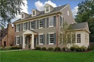 modern colonial colonial houses colonial revival houses  colonial colorjpg colonial ho