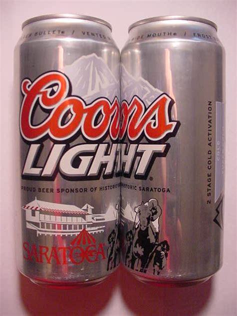 Coors Light Can Sizes by New Cans