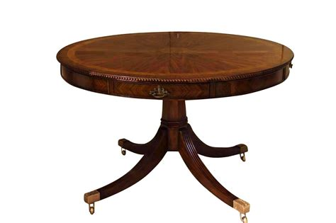 48 round dining 48 inch round formal duncan phyfe rosewood dining table