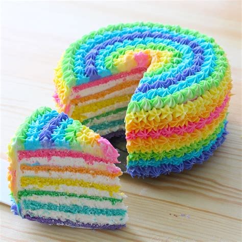 Decorating To Sell Your Home by How To Make Rainbow Cake Video Healthyrise Com
