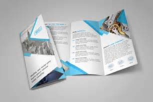 Photoshop Templates For Brochures by Free Soft And Clean Square Indesign Brochure Template