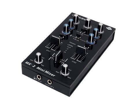 mini console dj mx 2 mini mixer alctron mx 2 mini mixer audiofanzine