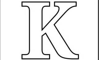 k color printable pdf letter k coloring page printable alphabet