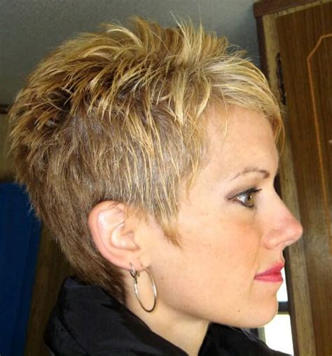 spiked hair for women over 70 1947 best short cuts images on pinterest short pixie