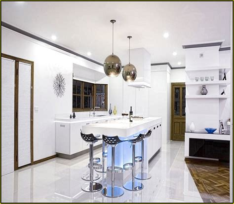 contemporary pendant lights for kitchen island home