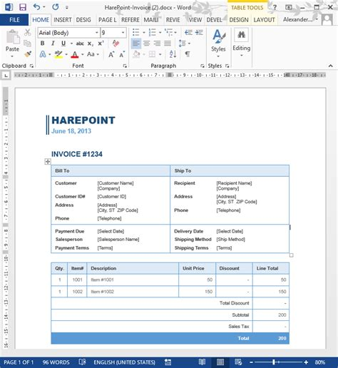 sharepoint workflow demo sharepoint workflow creates invoices with variable number