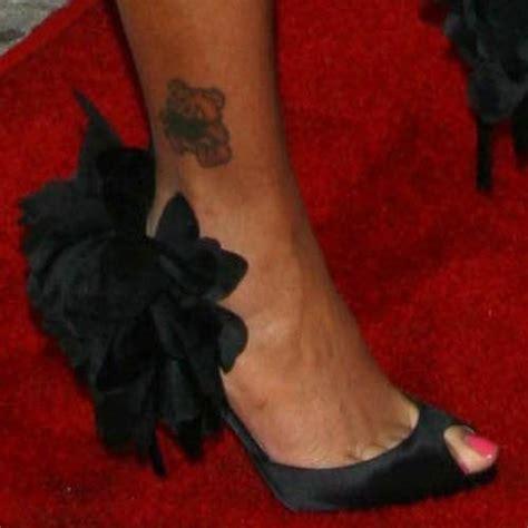 keyshia cole tattoo 8 teddy tattoos style