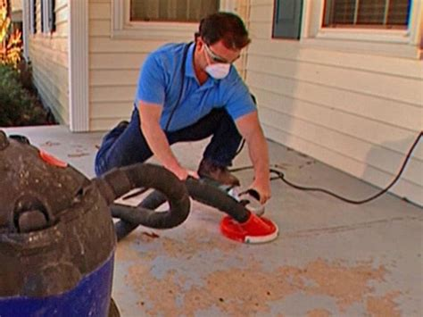 screened porch makeover rough concrete floor how to st a concrete porch floor how tos diy