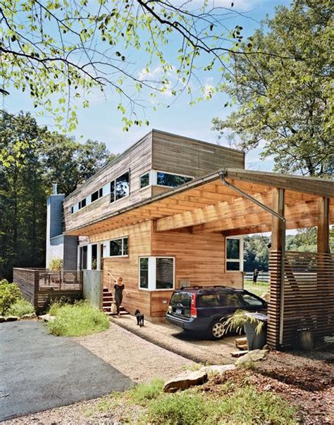 Small Homes New Jersey A Lakeside Prefab In New Jersey Small Prefab Homes