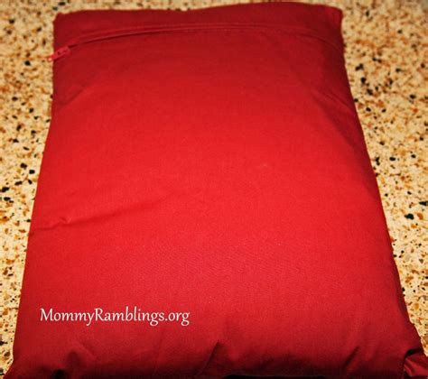 the company store 2 in 1 travel pillow review and