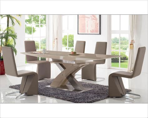 modern contemporary dining room sets modern dining room set 33 2122set