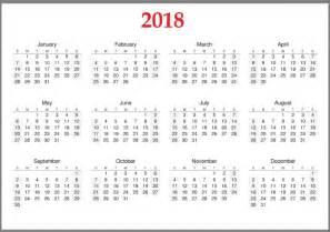 Calendar 2018 Microsoft Word 2018 Calendar Printable Word Archives Printable Office