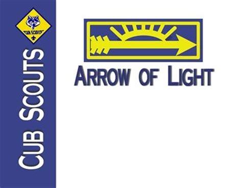 arrow of light certificate template printable arrow of light certificate template cub scout
