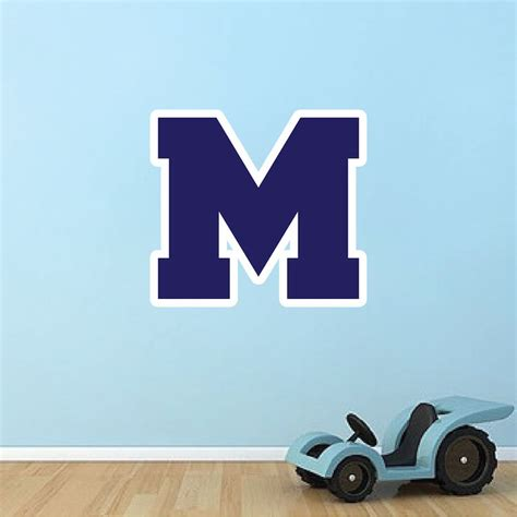 initial wall stickers name initial wall decal custom wall decal murals primedecals