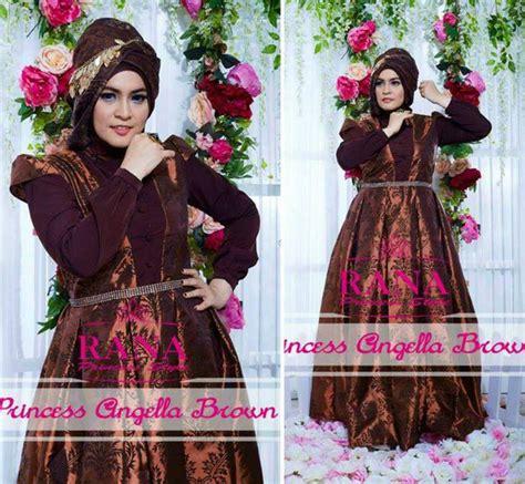 Dress Pesta Jumbo Wanita Terbaru contoh foto baju muslim modern terbaru 2016 desain baju