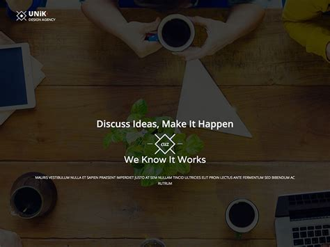 theme line unik 50 small business wordpress themes for startups 2018