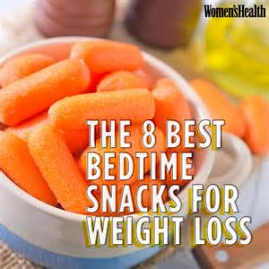 healthy snack before bed the 8 best bedtime snacks for weight loss