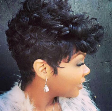 nahja azin like the river salon hair style images like the river salon in atlanta shares a pixie style