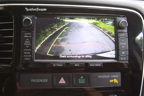 does mitsubishi make cars 2014 mitsubishi outlander review proof that tech