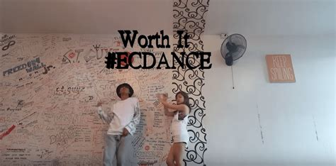 tutorial dance worth it worth it by ella cruz dance tutorial random republika