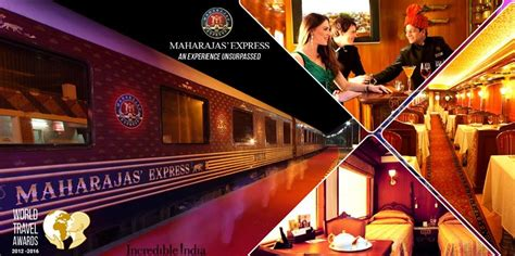 maharajas express unveils reved website luxury train the beginner s guide to maharajas express train