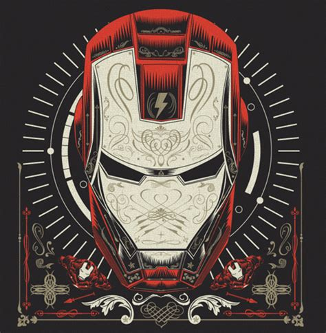 Tshirt Ironman Disain Ironman 10 by Iron Design Iron Manhand Iron Mansuit Design 点力图库