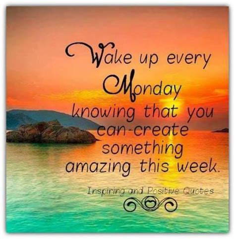 Inspirations This Week by Motivational Monday Pictures Photos And Images For