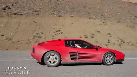 How Much Is A Ferrari by How Much Is A Ferrari Testarossa 2000 Mile Trip To Sahara