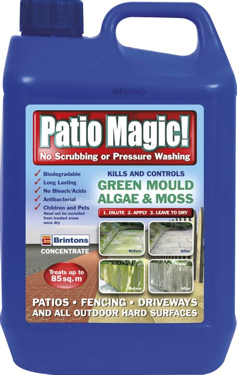 patio magic patio cleaner stax trade centres