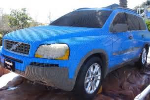 Build A Volvo Can T Afford A Car Build A Lego One