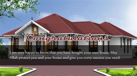 congratulations messages for new home wishesmsg