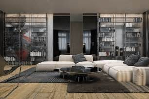 Modern Home Interior Decorating Modern Industrial Style Interior Design